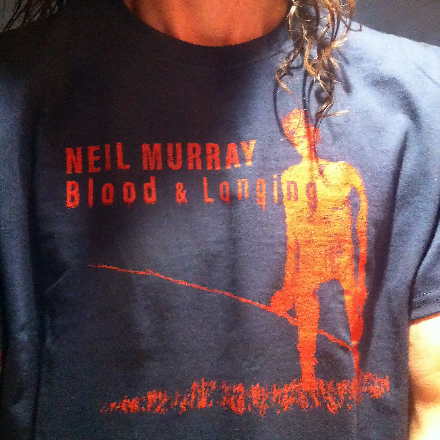 Blood & Longing T-Shirt